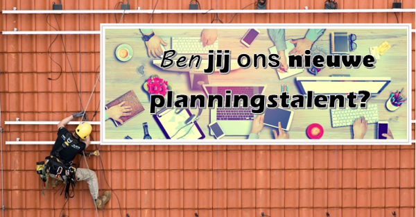 Vacature junior project planner