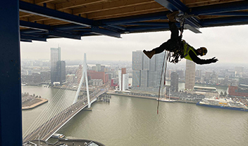 Height Specialists inspectie Zalmhaventoren